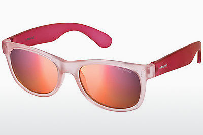Ophthalmic Glasses Polaroid Kids P0115 MZF/OZ - Pink