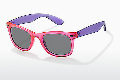 Ophthalmic Glasses Polaroid Kids P0230 IUB/Y2 - Purple, Violet