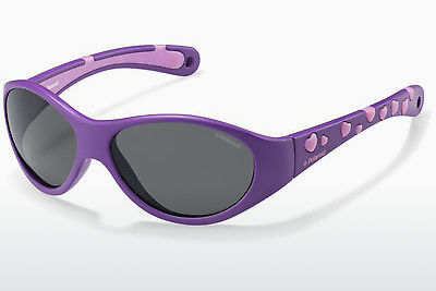 Ophthalmic Glasses Polaroid Kids P0401 0Q9/Y2 - Purplrose