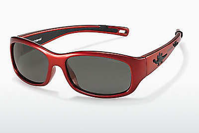 Ophthalmic Glasses Polaroid Kids P0403 0A4/Y2 - Red, Black