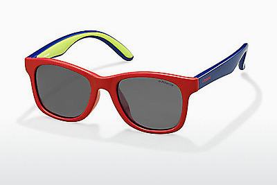 Ophthalmic Glasses Polaroid Kids PLD 8001/S T21/Y2 - Red, Blue