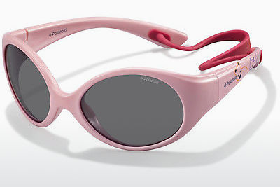 Ophthalmic Glasses Polaroid Kids PLD 8010/S NM9/Y2 - Pink