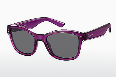 Ophthalmic Glasses Polaroid Kids PLD 8022/S 028/Y2 - Purple