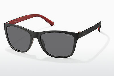 Ophthalmic Glasses Polaroid PLD 3011/S LLQ/Y2 - Black, Red