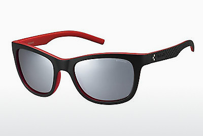 Ophthalmic Glasses Polaroid Sports PLD 7008/S VRA/JB - Black, Red