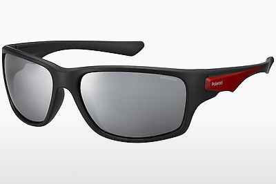 Ophthalmic Glasses Polaroid Sports PLD 7012/S OIT/EX - Black, Red, Gold