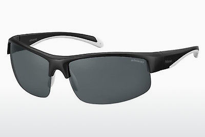 Ophthalmic Glasses Polaroid Sports PLD 7019/S 80S/M9 - Black, White