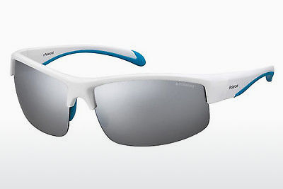 Ophthalmic Glasses Polaroid Sports PLD 7019/S YO6/EX - White, Blue