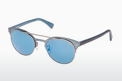 Ophthalmic Glasses Police MOMENTUM 2 (S8950 8KTB) - Grey, Blue