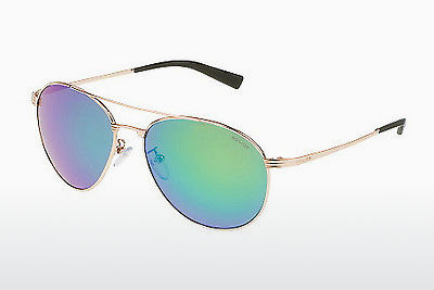 Ophthalmic Glasses Police RIVAL 2 (S8953 300V) - Gold