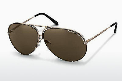 Ophthalmic Glasses Porsche Design P8478 A - Brown, Gold