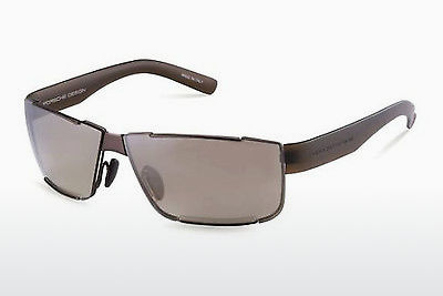 Ophthalmic Glasses Porsche Design P8509 D - Brown, Silver, Grey, Green, Transparent