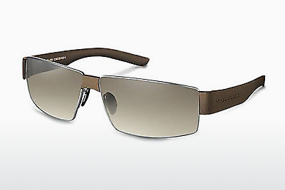 Ophthalmic Glasses Porsche Design P8529 D - Grey, Brown
