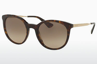 Ophthalmic Glasses Prada CINEMA (PR 17SS 2AU3D0) - Brown, Havanna