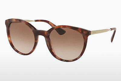 Ophthalmic Glasses Prada CINEMA (PR 17SS UE00A6) - Brown, Havanna