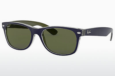 Ophthalmic Glasses Ray-Ban NEW WAYFARER (RB2132 6188) - Blue, Green