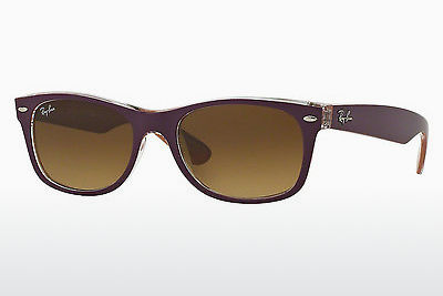 Ophthalmic Glasses Ray-Ban NEW WAYFARER (RB2132 619285) - Purple, Orange