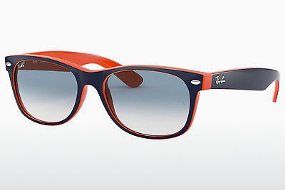 Ophthalmic Glasses Ray-Ban NEW WAYFARER (RB2132 789/3F) - Blue, Orange