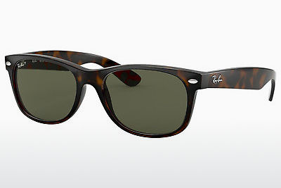 Ophthalmic Glasses Ray-Ban NEW WAYFARER (RB2132 902/58) - Brown, Havanna