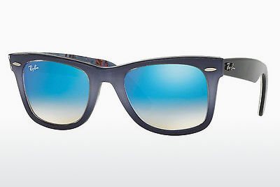 Ophthalmic Glasses Ray-Ban WAYFARER (RB2140 11984O) - Grey, Blue