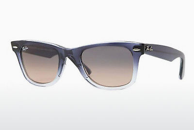 Ophthalmic Glasses Ray-Ban WAYFARER (RB2140 822/N1) - Blue, Transparent
