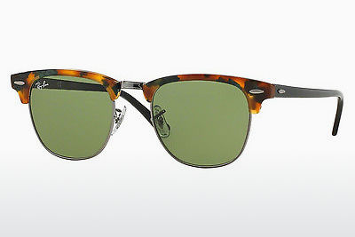 Ophthalmic Glasses Ray-Ban CLUBMASTER (RB3016 11594E) - Brown, Havanna, Green
