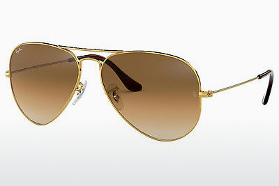 Zonnebril Ray-Ban AVIATOR LARGE METAL (RB3025 001/51) - Goud