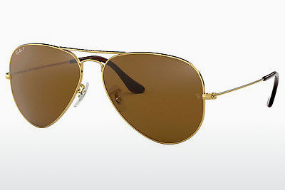 Ophthalmic Glasses Ray-Ban AVIATOR LARGE METAL (RB3025 001/57) - Gold