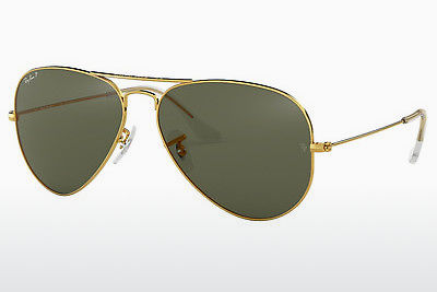 Zonnebril Ray-Ban AVIATOR LARGE METAL (RB3025 001/58) - Goud