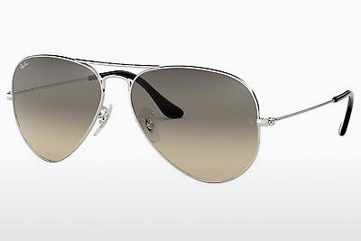 Zonnebril Ray-Ban AVIATOR LARGE METAL (RB3025 003/32) - Zilver