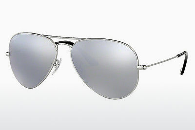Zonnebril Ray-Ban AVIATOR LARGE METAL (RB3025 019/W3) - Zilver