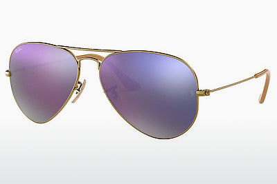 Zonnebril Ray-Ban AVIATOR LARGE METAL (RB3025 167/4K) - Bruin