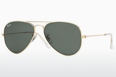 Ophthalmic Glasses Ray-Ban AVIATOR LARGE METAL (RB3025 W3234) - Gold