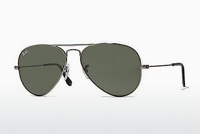 Ophthalmic Glasses Ray-Ban AVIATOR LARGE METAL (RB3025 W3236) - Green, Grey