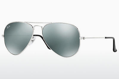 Zonnebril Ray-Ban AVIATOR LARGE METAL (RB3025 W3275) - Zilver