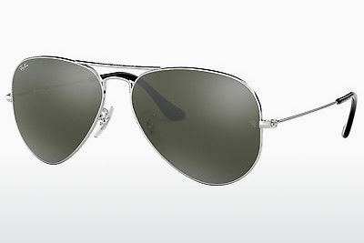 Zonnebril Ray-Ban AVIATOR LARGE METAL (RB3025 W3277) - Zilver