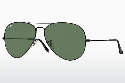 Zonnebril Ray-Ban AVIATOR LARGE METAL II (RB3026 L2821) - Zwart