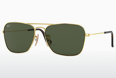 Ophthalmic Glasses Ray-Ban CARAVAN (RB3136 181) - Gold