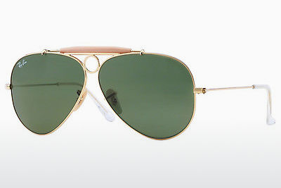Zonnebril Ray-Ban SHOOTER (RB3138 001) - Goud