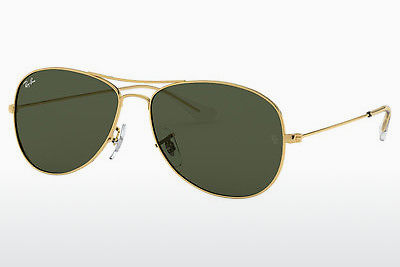 Ophthalmic Glasses Ray-Ban COCKPIT (RB3362 001) - Gold
