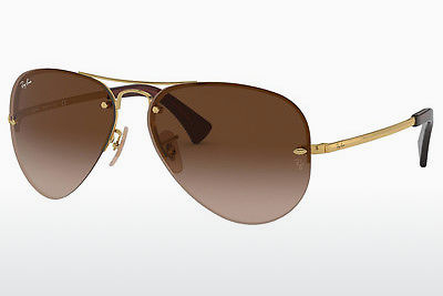 Ophthalmic Glasses Ray-Ban RB3449 001/13 - Gold