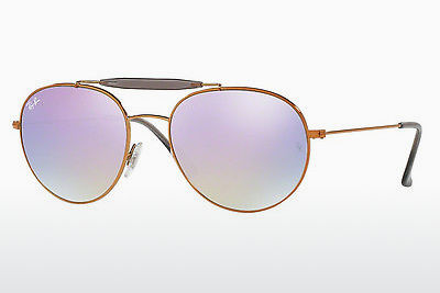 Zonnebril Ray-Ban RB3540 198/7X - Bruin, Brons