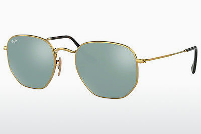 Ophthalmic Glasses Ray-Ban RB3548N 001/30 - Gold
