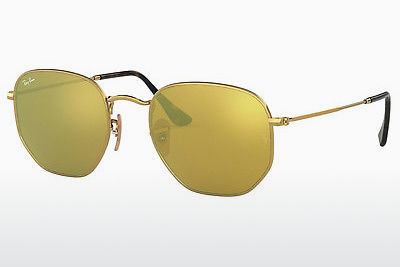 Ophthalmic Glasses Ray-Ban RB3548N 001/93 - Gold
