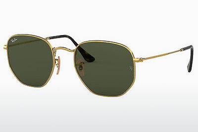 Ophthalmic Glasses Ray-Ban RB3548N 001 - Gold
