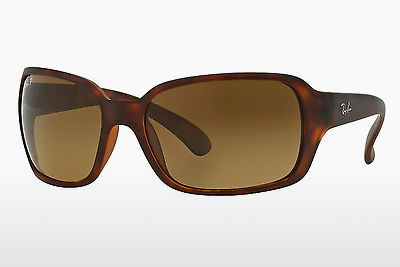 Ophthalmic Glasses Ray-Ban RB4068 6202M2 - Brown, Havanna