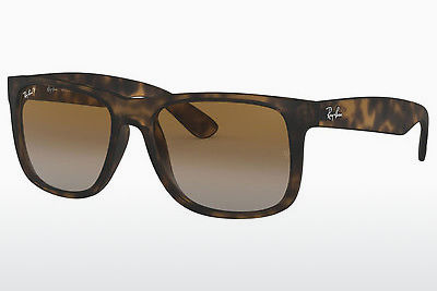 Ophthalmic Glasses Ray-Ban JUSTIN (RB4165 865/T5) - Brown, Havanna