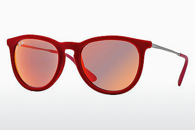 Ophthalmic Glasses Ray-Ban ERIKA (RB4171 60766Q) - Red