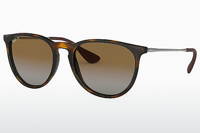 Ophthalmic Glasses Ray-Ban ERIKA (RB4171 710/T5) - Brown, Havanna