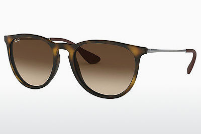 Ophthalmic Glasses Ray-Ban ERIKA (RB4171 865/13) - Brown, Havanna